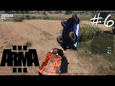 Arma3 altis life:ศึก!ขับรถใหญ่ไล่ชนตำรวจ Part#6