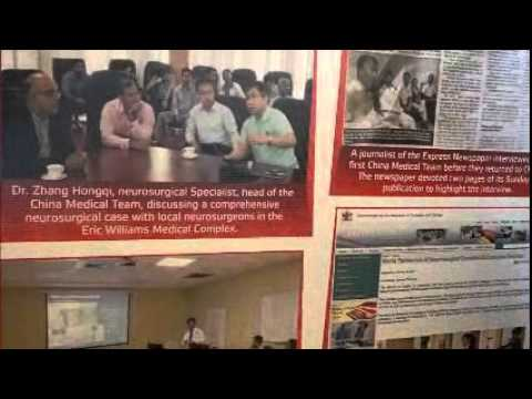 South West Regional Health Authority Chinese Exhibition, May28, 2015 - Trinidad & Tobago