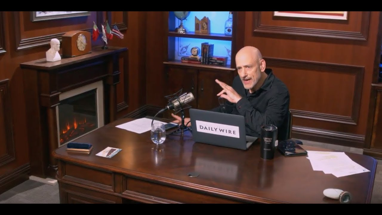 It Ain't Trump Who's The Hitler Here | The Andrew Klavan Show Ep. 722