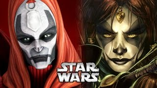 The Nightsisters of Dathomir: Star Wars Canon vs Legends