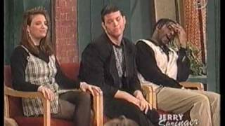 Repeat youtube video Jerry Springer - I'm gay, and in love with my straight friend 1