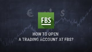 How to open an account at FBS