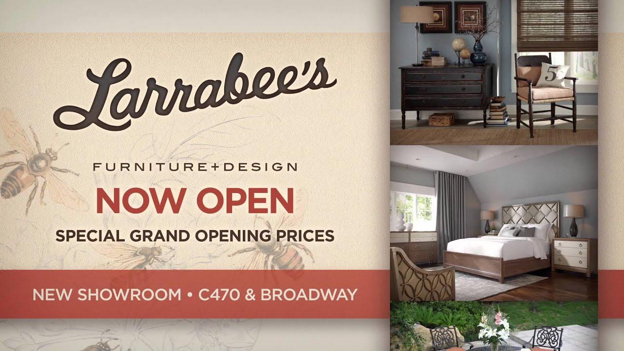 Larrabee S Furniture Design Grand Opening