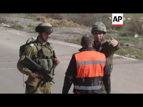 Palestinian shot dead after attack on Israeli checkpoint
