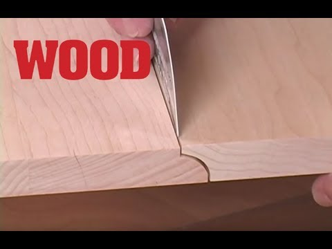 How To Make A Drop Leaf Table Joint Rule Joint Wood