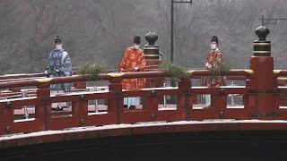 Rumbo a los rituales sagrados de Japón