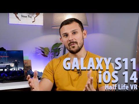 Galaxy S11 - ГЛАВНАЯ ФИШКА / IOS 14 БУДЕТ ИДЕАЛЬНОЙ?