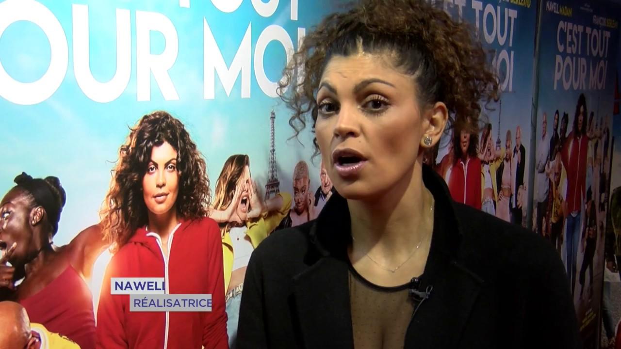 Cinéma : les débuts de Nawel Madani