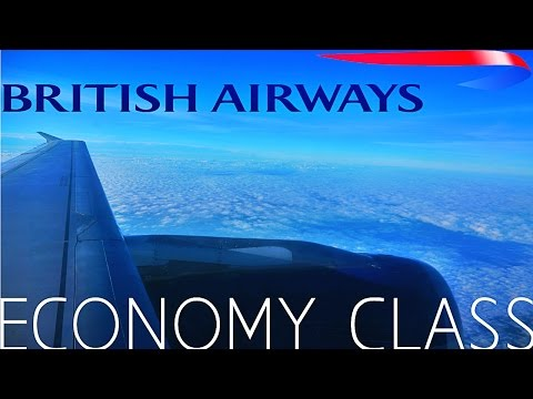 British Airways ECONOMY Dusseldorf to London|A319