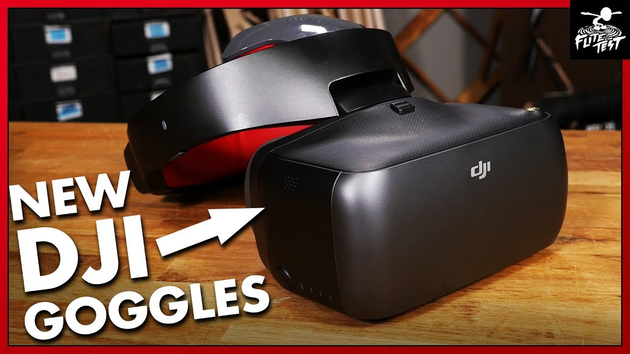 DJI Goggles Racing Edition Review