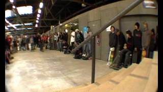 Vette Footy is Tijdloos: Sewa Kroetkov & Friends @ Skatepark Amsterdam