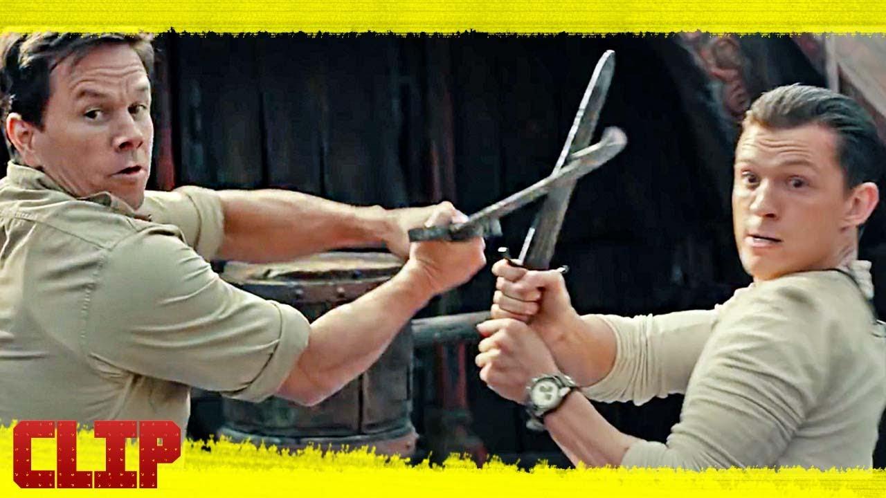 Uncharted Featurette (Tom Holland y Mark Wahlberg) Subtitulado