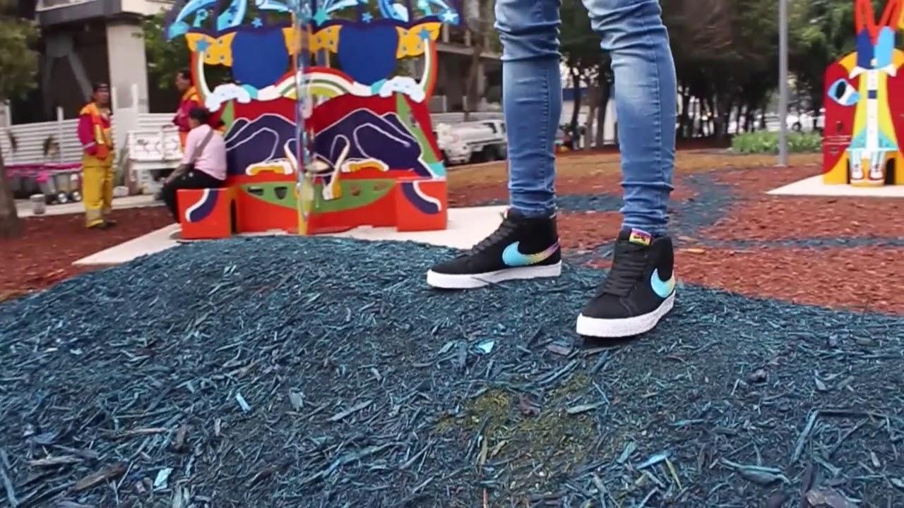 size 40 b4b54 ee7e9 Nike Sb Zoom Blazer Mid Qs