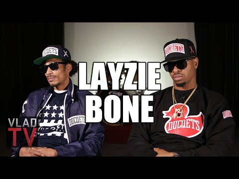 Layzie Bone Discusses Drug Crazed Man Nearly Biting His Finger to the Bone