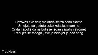 BakaPrase ft. Choda - PAKETIĆI (Lyrics)