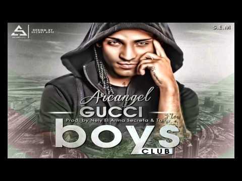 Arcangel - Gucci Boys Club (Instrumental)