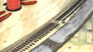 ME flex track laying tips | getting good trackwork | Model Railroad Hobbyist | MRH