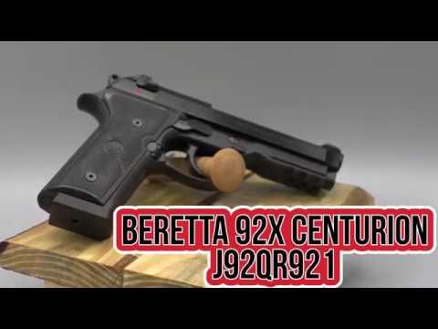 BERETTA 92X CENTURION SPOTLIGHT