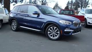 2018 BMW X3 Park Assist with BMW of Bend