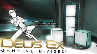 DEUS EX MANKIND DIVIDED: Un Ninja dans la Banque - #15
