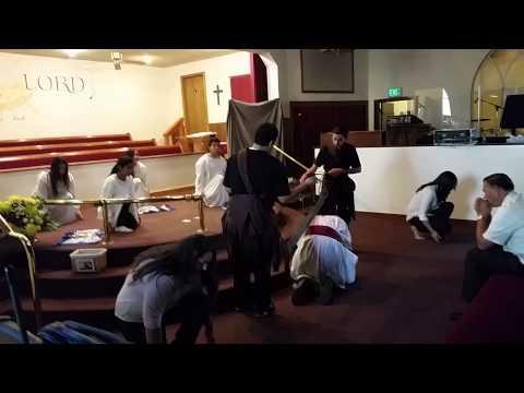 COG BERKELEY EASTER DRAMA 2014