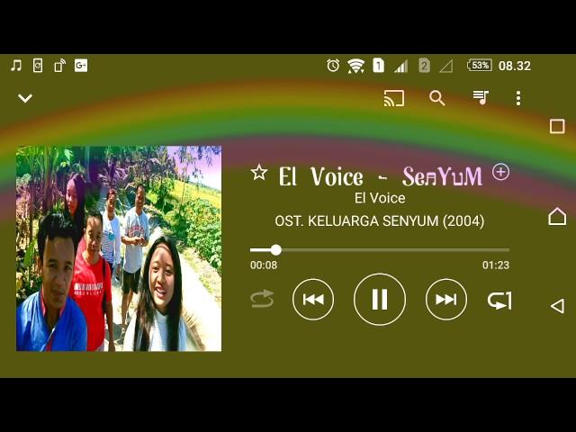 El Voice - Senyum