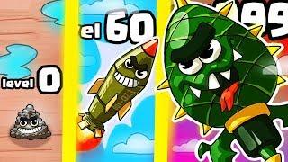 ROCKET EVOLUTION! In todays episode we play BIG BANG Evolution! you...