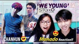 Baixar (BukaBukaan😱) [STATION X 0 ] CHANYEOL X SEHUN 'WE YOUNG' MV REACTION | Indonesia