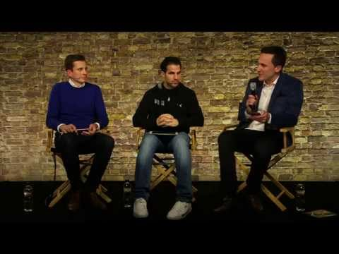 Cesc Fabregas Interview about FIFA 16 Ultimate Team
