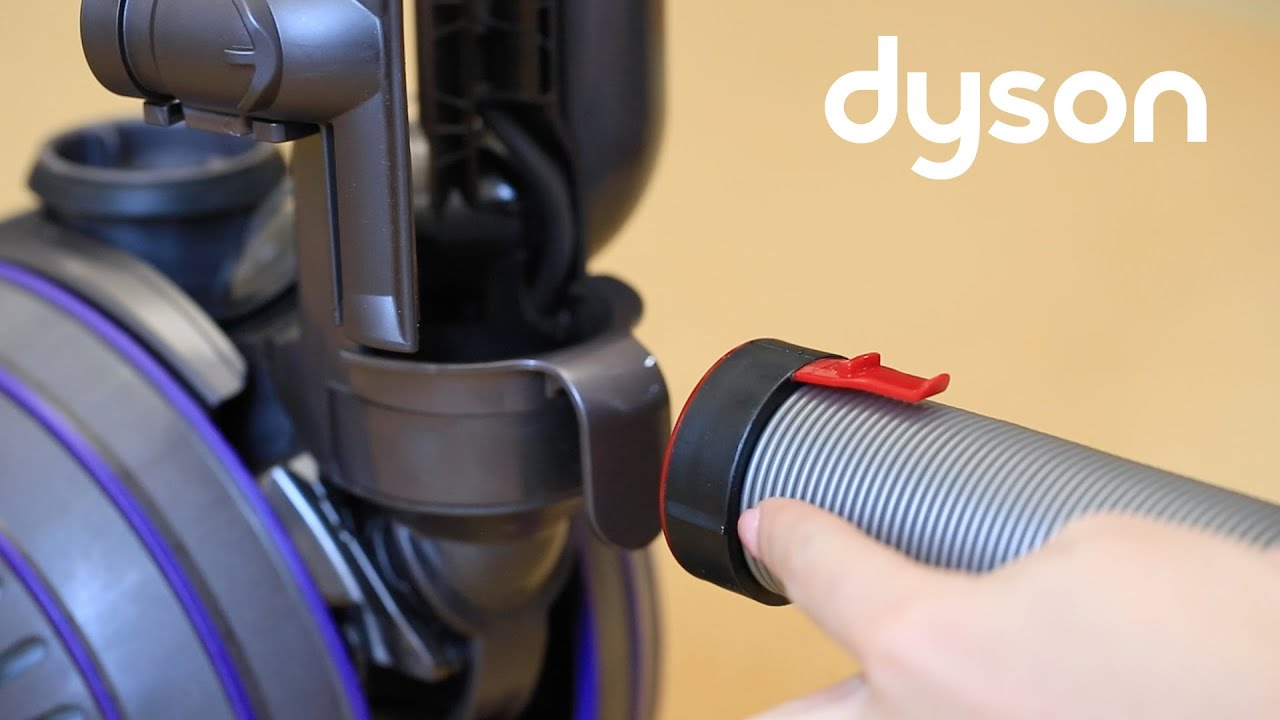 Dyson Ball™ Multi Floor 2 And Dyson Ball™ Animal 2 Upright Vacuums    Replacing The Hose (US)