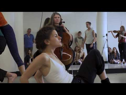 The Next Festival of Emerging Artists Composer/Choreographer Workshop