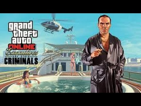 GTA Online: Executives and Other Criminals Update