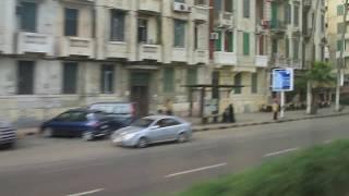 Egypt. Alexandria. Египет, Дороги Александрии