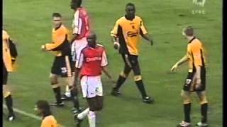 LIVERPOOL ARSENAL 2 1 FA CUP 2001