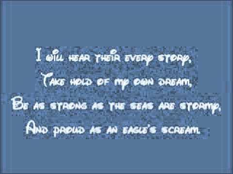Brave-Touch The Sky Lyrics
