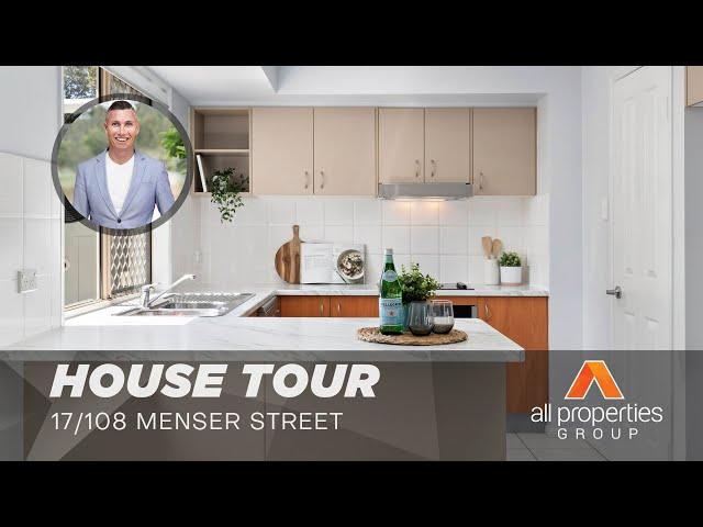 HOUSE TOUR  | 17/108 Menser Street Calamvale | CHRIS GILMOUR & DERRICK WILLIAMS