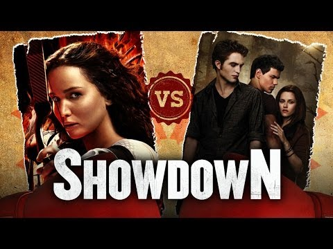 The Hunger Games vs. Twilight - Which Do You Like Better? Showdown HD