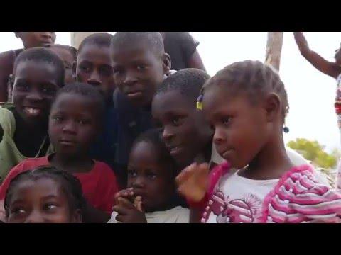 19ème Course contre la Faim au profit d'Haïti - Film primaire