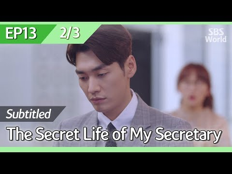 [CC/FULL] The Secret Life Of My Secretary EP13 (2/3)   초면에사랑합니다