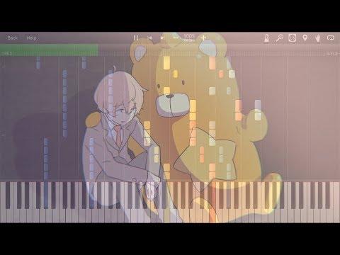 あの娘シークレット / Eve -anoko Secret- [Piano]
