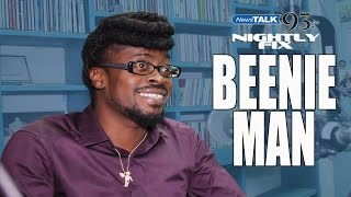 "Beenie Man: ""No one man runs dancehall"" + talks Bounty Killer rivalry & new ablum @NightlyFix"