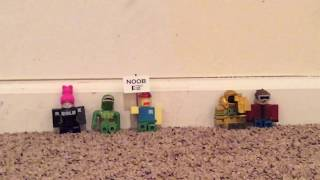 ROBLOX toys Adventures 2 - Bored!  (clean)