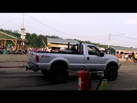 Detroit diesel vs Ford 6.0