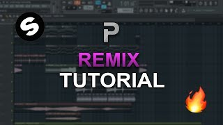Gambar cover HOW TO MAKE: Remixes - FL Studio tutorial