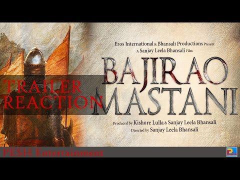 Bajirao Mastani Teaser Trailer Reaction | PESH Entertainment