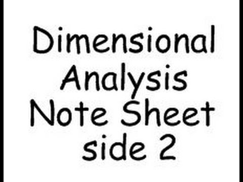 All Worksheets » Dimensional Analysis Worksheets