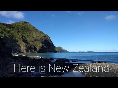 New Zealand - Whatipu Beach
