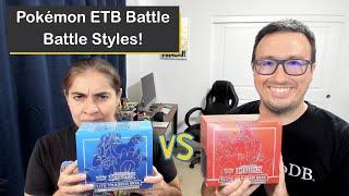 Pokémon Sword & Shield: Battle Styles Elite Trainer Box (ETB) Battle