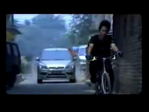 Cua gái bằng xe đạp - Cua chị được em