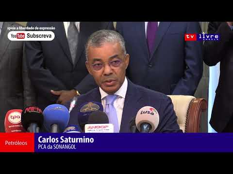 Sonangol E Francesa Total Relançam Indústria Petrolífera Angolana